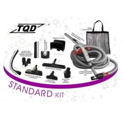 Zestaw akcesoriów Standard Kit TQD wąż 7,5/9m