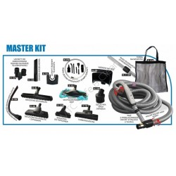 Zestaw akcesoriów Master Kit TQD wąż 12m