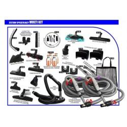 Zestaw akcesoriów Multi Kit TQD wąż 2x12m