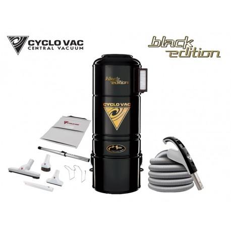 Odkurzacz centralny Cyclo Vac H715 Black Edition + zestaw 10,5m