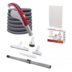 Zestaw do sprzątania Retraflex® z wężem Rapidflex 9,1m