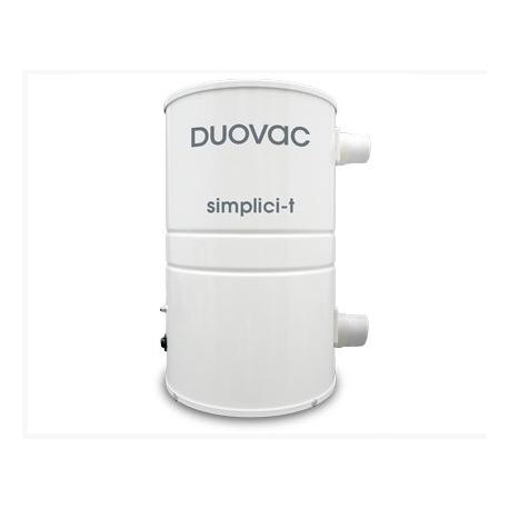 Odkurzacz centralny Duovac SIMPLICI-T SIT130IEUD