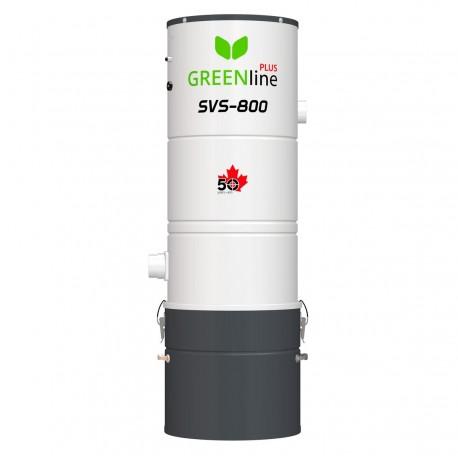 Odkurzacz centralny GREENline PLUS SVS800