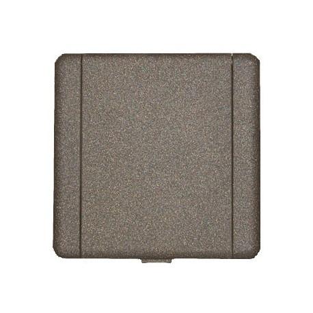 Gniazdo ssące Euro-Top brązowe metalowe