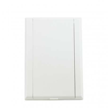 Gniazdo ssące Lux białe