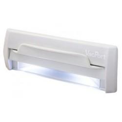 Szufelka automatyczna Vacport LED biała