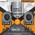 Odkurzacz centralny Husky Evolution + pakiet promocyjny 2x zestaw Superior