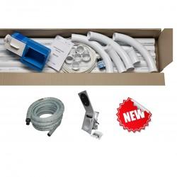 Pakiet Jumbo HAH 9,1m z zestawem instalacyjno-podłączeniowym (+wąż w pokrowcu i gniazdo HAH)