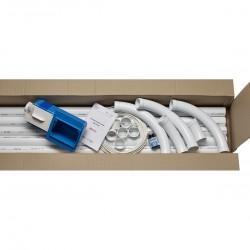 Zestaw instalacyjny HAH dla węża 12,2 bez kasety montażowej