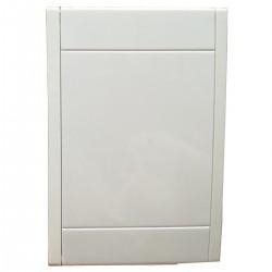 Drzwiczki kasety Retraflex® II białe