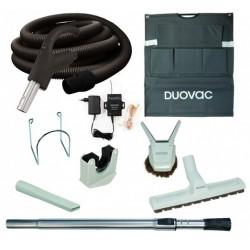 Zestaw sprzątający DUOVAC z wężem Superior BW 10,4 m. podstawowy (sterowanie bezprzewodowe)