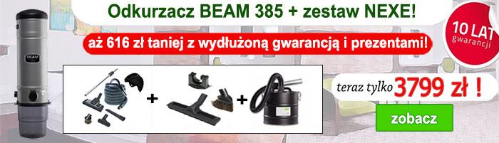 promocja beam 385 Nexe